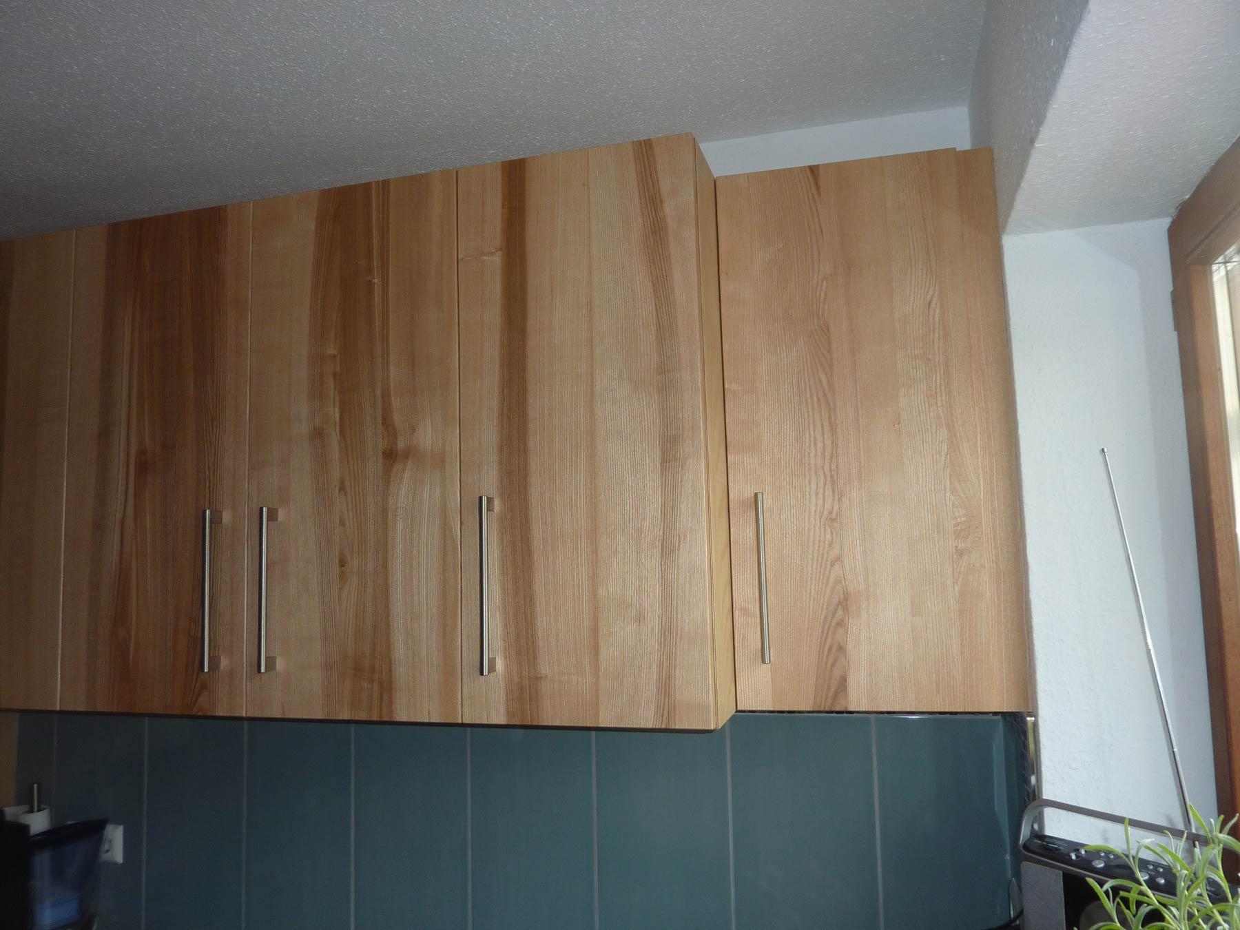 küche in esche massivholz - Esche Küche
